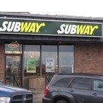 Grande Cache Subway