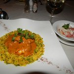 Lobster biryani- another favorite!