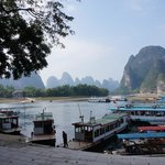 XingPing harbour