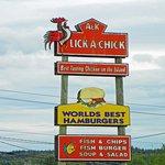 A & K Lick-A-Chick