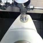 Applebees bathroom