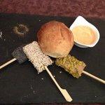 Sucettes de Foie Gras : une tuerie aussi !!