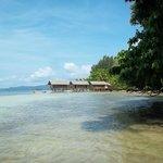 Foto de Hamueco Resort Raja Ampat