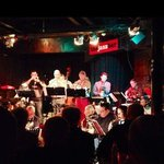 A great Monday evening with the big band jam, great gig.