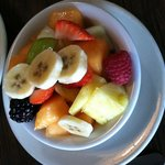 Small bowl of fruit