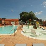 Adult Pool and Splash Pool
