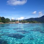 Crystal Clear waters, Koh