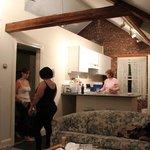 captain west spacious family suite