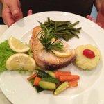 fish main course