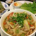 soya wonton soup83963969