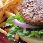 Full House Beef Burger