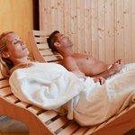 Wohlfühlen in der Private Sauna