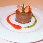 Our famous Choco Mousse