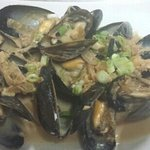 Monday mussels special