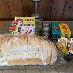 MARY CARDS, Olinda: Breakfast Provisions