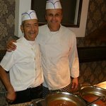 Two of the great cooks in Pavlo Napa Hotel