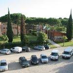 Golf view in Hilton Vilamoura