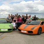 Supercar Driving, Heyford Park
