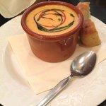 Skalldyrsuppe