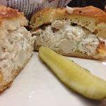 Best chicken salad sandwiches around!