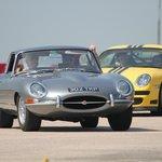E Type Jaguar, Heyford Park
