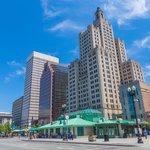 Providence Skyline: GoProvidence