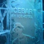 You have to go to the ice bar.