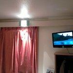 Chambre et Tv