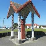 a maori structure