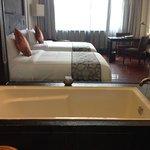 Bath and room
