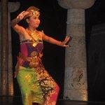 Dança balinesa