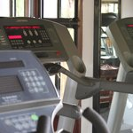Health Club Cardio Room