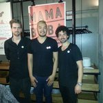 our great team from Mama Baba