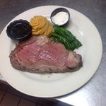 Prime rib every Sat. Night!