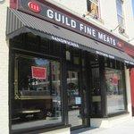 Guild Fine Meats Exterior