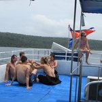 A trip to dive~