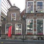 Het oude en nieuwe museum .