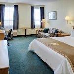Okotoks - King Guestroom - Upstairs (1K NS UP)