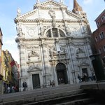 A church in Venice