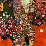Klimt's The Dancer