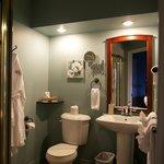 Suite La Romance: salle de bain
