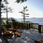 Headlands Lodge Deck