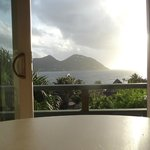 View from Sugar Apple Dining Room