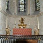 Side Chapel Altar Basilique Saint-Sernin Toulouse