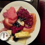 Breakfast 1st Class