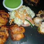 appetiser tandoori platter