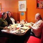 Sydney, Lindsey, & Pamela Everhart