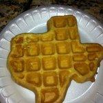 texas waffle!!!