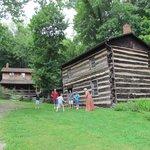 Meadowcroft Historic Village - August 8, 2013
