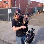 "Josh ""rocks"" on the tour!"